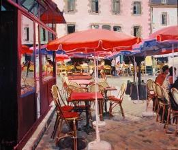 <h5>Market Café Quimper</h5><p>O:L, 40 x 40, 2000</p>
