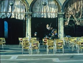 <h5>Venetian Serenade</h5><p>O:L 36 x 48 1991</p>