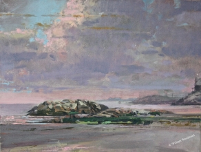 <h5>Morning Low Tide Cohasset</h5><p>O:L																																																																																																						</p>